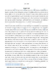 Eskimo og panikanfald | Analyse | Martin Krasnik | 12 i Karakter