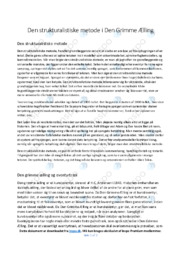 Den Grimme Ælling | Analyse | H.C. Andersen