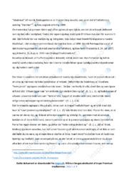 Muldskud | Analyse | Henrik Pontoppidan | 10 i Karakter