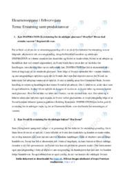 Erstatning og produktansvar | 10 i karakter