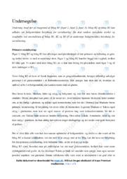 Undersøgelse og Notat   12 i karakter