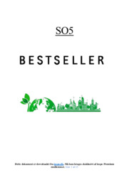 Bestseller | SO5 | 10 i karakter