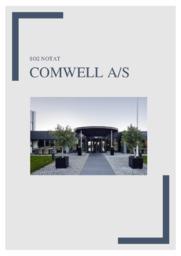 Comwell AS   Rapport   10 i karakter
