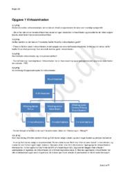 Opgave 1, 2, 3 & 4 i Virksomheden | Virksomhedsøkonomi