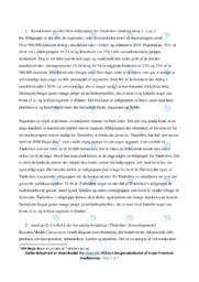 Analyse af Tinderbox Festival | Afsætning | 12 i karakter