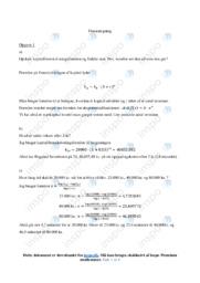 Finansregning | Matematik | 12 i karakter