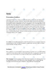 Netto | Analyse | 10 i karakter