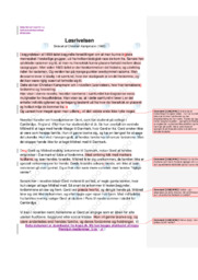 Løsrivelsen | Analyse | Christian Kampmann