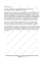 Glasskabet   Analyse   B. S. Ingemann   12 i Karakter