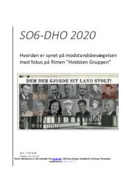 'Hvidsten Gruppen' | DHO | 10 i karakter