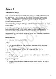 Linak A/S – Virksomhedsanalyse | Virksomhedsøkonomi