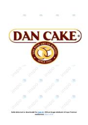 Dan Cake | Afsætning | 10 i karakter