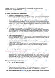Konformitet, gruppe- tænkning og polarisering | Noter