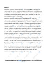 Charterrejser i Danmark | Analyse