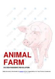 'Animal Farm'   Den russike revlulotion   SRO   12 i karakter