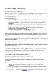 Udvikling af forretningsmodel   Noter