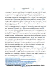 Benzinmarkedet | Afsætningsopgave | 10 i karakter