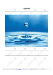 Grundvand | Naturgeografi | 10 i karakter