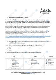 Læsk | Ugeopgave | 12 i karakter