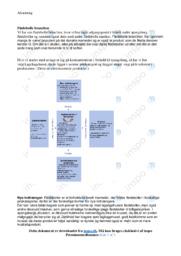 Flødebollebranchen | Analyse | 10 i karakter