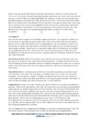 Tre talegenrer | Analyse | Noter Dansk