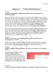 Hummel A/S – Virksomhedsanalyse | Virksomhedsøkonomi
