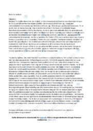 Smykkebranche | Analyse | 12 i karakter