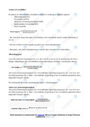 Rentabilitet | Noter til prøveeksamen | VØ