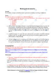 Blodtypebestemmelse   Spørgsmål   10 i karakter