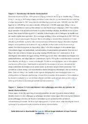 Det danske chartermarked | Afsætning | 12 i karakter