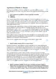 Agerhønen | Analyse | Martin A. Hansen | 10 i Karakter