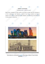 'City of glass'   Analytical essay   10 i karakter