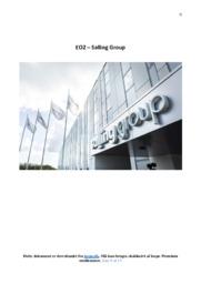 Salling Group | VØ opgave | 10 i karakter