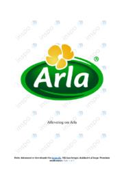 Arla | Afsætning | 10 i karakter