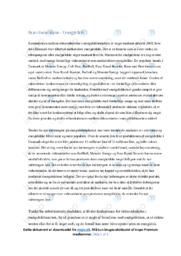 Energidrik | Brancheanalyse | 10 i karakter