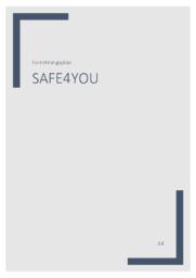 Safe4You | Afsætning | 10 i karakter