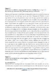 Tinderbox | Afsætningsanalyse | 10 i karakter