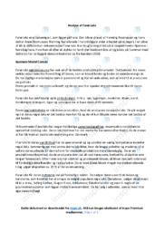Analyse af Fanø Laks | Afsætning | Noter