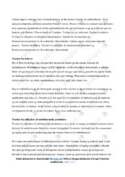 Måltidskasser | Brancheanalyse | 10 i karakter
