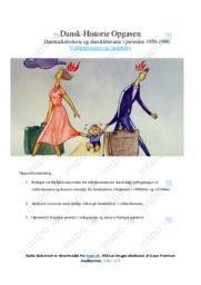 Familielivet i velfærdsstaten | DHO | 10 i karakter