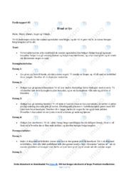 Lys | Fysikrapport | 10 i karakter