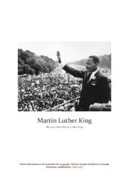 Martin Luther King | Essay | 12 i karaker