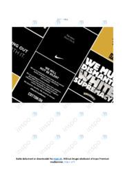 Nike og den sociale ulighed i USA | SOP | 10 i karakter