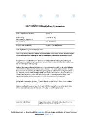 Dyssocial personlighedsforstyrrelser | SRP | 10 i karakter