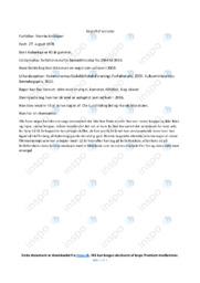 Komatøs | Noter Analyse | Ronnie Andresen