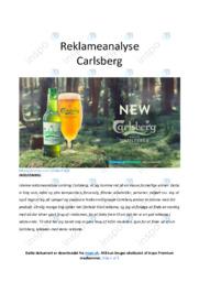 Carlsberg unfiltered   Analyse   Carlsberg   10 i Karakter