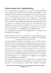 Et Dukkehjem | Analyse | Henrik Ibsen | 10 i Karakter