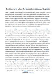 Stanken af privilegium hang tungt i luften | Analyse