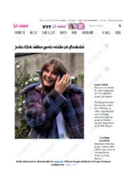 Jackie Klink | Dansk Analyse | 12 i Karakter