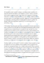 Jul i barakken | Analyse | Siegfried Lenz | 12 i Karakter